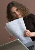 MLA et APA exemples d'écriture