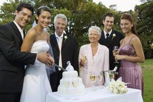 Comment inviter pour un nettoyage au lendemain d'un mariage