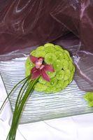 Fleurs contemporaines pour les mariages