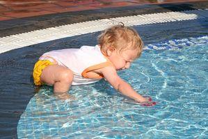 Couches de natation sont en sécurité?