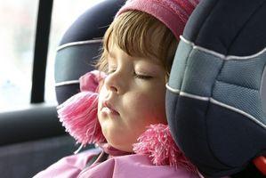 La loi californienne Child Seat Belt