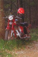 1970 Honda 350 information Scrambler