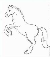 Comment faire Cheval ligne Art