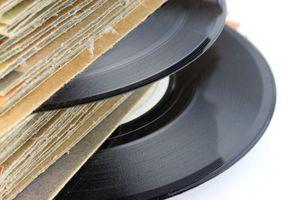 Comment emballer disque vinyle Albums