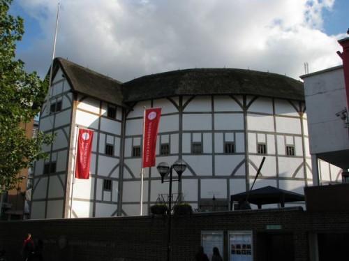 Histoire des Théâtres à Londres