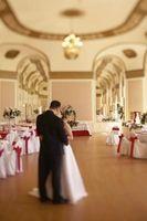 Comment disposer les sièges pour un mariage avec une réception au même endroit