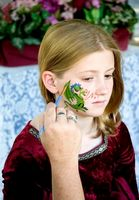 Step-by-Step Instructions pour Face Painting
