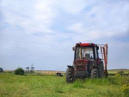 Idées pour un anniversaire Tracteur