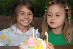 Comment créer des invitations d'anniversaire pour une Partie Gym