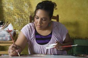 Comment faire votre propre peinture de chevalet