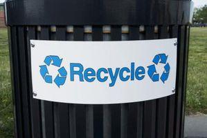 Comment faire de l'argent de recyclage du plastique et verre