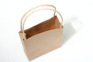 Paper Bag projets d'âge préscolaire