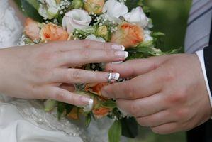 Backyard automne Styles de mariage