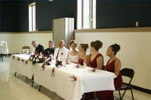 Comment organiser une table de mariage