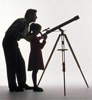 Comment utiliser un télescope réflecteur