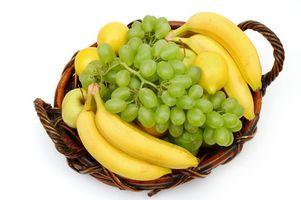 Comment construire vos paniers de fruits propres