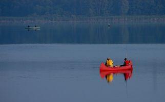Pêche au Forest Capital Washington