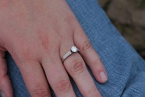 Comment faire pour trouver différents styles de mariage Bagues de fiançailles