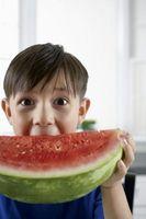 Faits sur l'alimentation saine pour les enfants