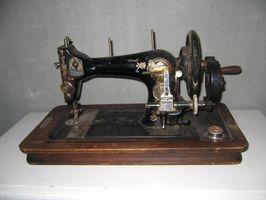Comment avez les originaux Machines Isaac Singer Sewing travail?