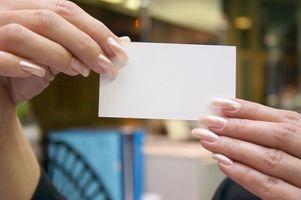 Instructions pour l'examen des places de mariage Cartes d'endroit