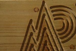 Comment imprimer sur une gravure sur bois