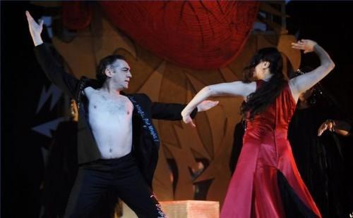 Comment danser le Fandango