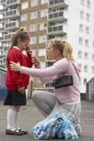 Comment gérer un Five-Year-Old Parler Retour