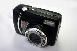 Comment prendre des photos numériques en noir et blanc avec des accents rouges