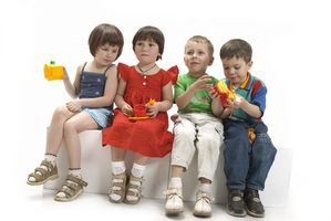 Idées de jeux préscolaires pour un petit groupe