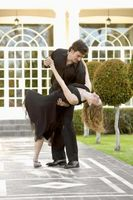 Comment faire un tour lors de la danse avec un partenaire
