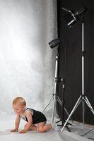 Toile de fond stand photo bricolage