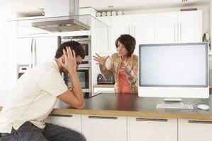 Stratégies d'intervention pour violence conjugale