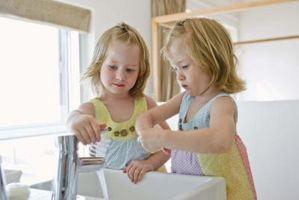 Jeux Fun lavage des mains