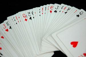 Règles pour australienne Rami Card Game