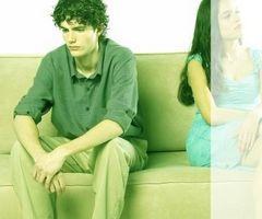 Les adolescents et les relations dysfonctionnelles