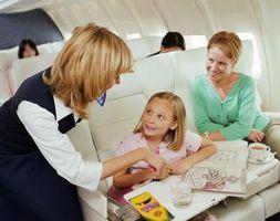 Que Pack Pour mener à bien un tour avion avec des enfants