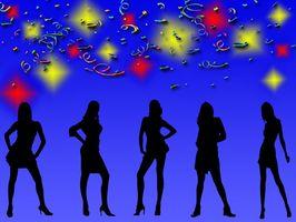 Comment Parole une invitation pour la Nuit entre filles