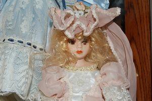 Comment puis-je créer mes propres Porcelain Doll?