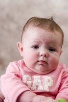 Problèmes de développement de bébé