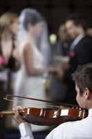 Comment choisir un mariage de procession contemporain