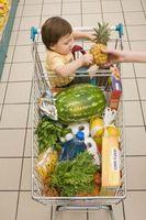 Liste des aliments pour nourrir une-Year-Olds