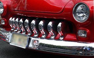 Tutorial éclairage voiture