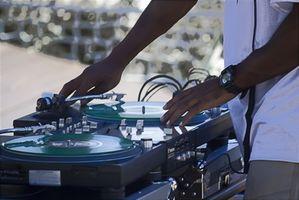 Comment faire DJ Hero Gaucher