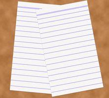 Comment faire une page Travaux Cité pour un poème