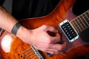 Comment apprendre à jouer de la guitare plomb