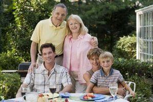 Comment trouver des informations sur la famille de vos parents