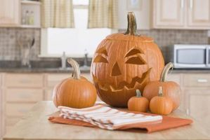 Comment faire des décorations d'Halloween pour une danse