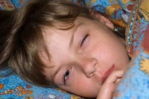 Remèdes de sommeil naturel pour les enfants