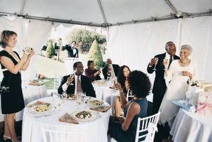 Idées de décoration pour les mariages et les Parties